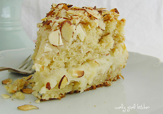 Almond Coffee Cake Recipe The Answer is Cake