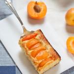 Apricot Slice Cake