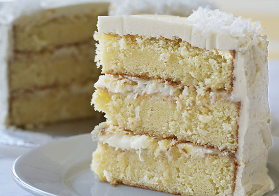How Do You Make Coconut Cake From Scratch