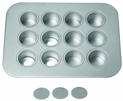 Chicago-Metallic-Mini-Cheesecake-Pan-12-Cavity