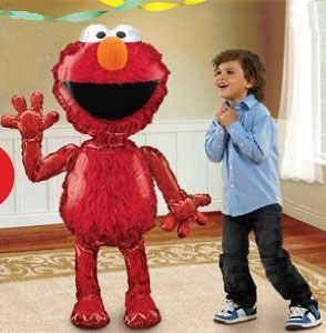 Elmo-Balloon