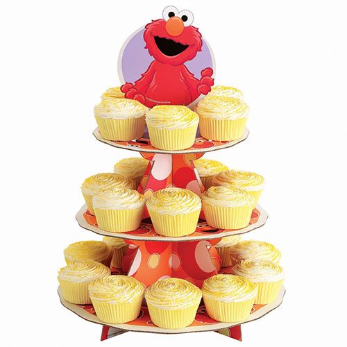 Elmo-Cupcake-Stand