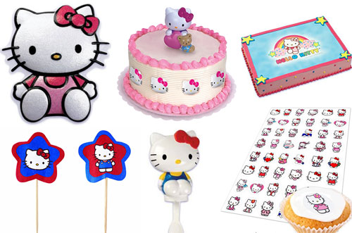 Hello Kitty Cake Pan Guide The Answer is Cake