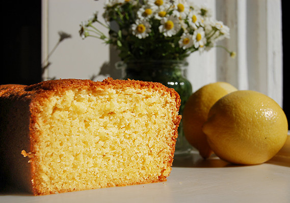 Easy Lemon Cake - Recipe - The Answer is Cake