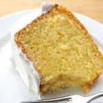 Egg Yolk Cake