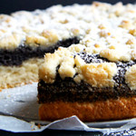 German Poppy Seed Cake