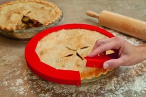 Pie Crust Shield