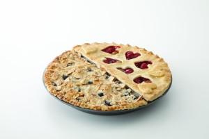 Split Decsion Pie Pan