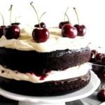 Easy Black Forest Cake Recipe