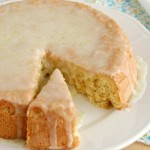 Coconut and Lime Cake with Macadamia Nuts