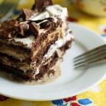 Coffee Ice-Cream Cake