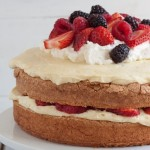 Portuguese Sponge Cake - Pao de Lo Recipe