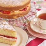 Recipe for Victoria Sponge - history never tasted so good
