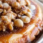 Macadamia Nut Cheesecake