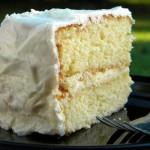 One-Bowl Yellow Cake