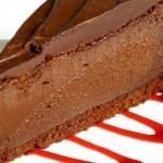 Awesome Triple Chocolate Cheesecake