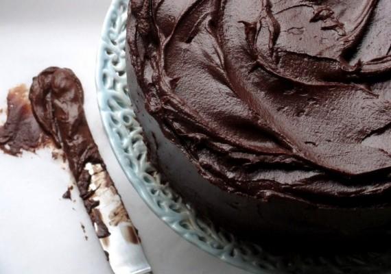 Ultra Rich Chocolate and Orange Cake Recipe