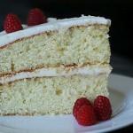 Vanilla Bean Vanilla Cake