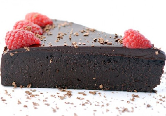 Image result for dark chocolate truffle cake