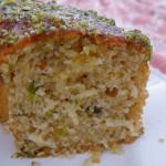 Lemon Pistachio Cake