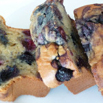 Blueberry Lemon Almond Cake
