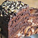 Chocolate Nutella Cake Recipe