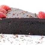Flourless Chocolate Truffle Cake