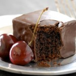 Small Chocolate Cake Recipe - Chocolate Mochi Cakes