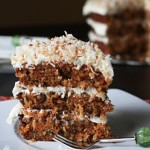 Carrot Cake with Cream Cheese Frosting: and a surprise ingredient