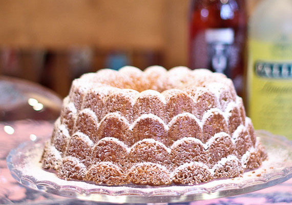 Coconut Oil Cake
