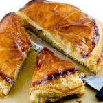 French King Cake Recipe - Galette des Rois recipe