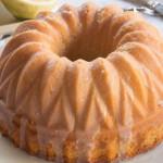 Lemon Bundt Cake from Scratch