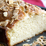 Easy Almond Cake Recipe