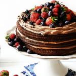 Chocolate Birthday Cake Recipe
